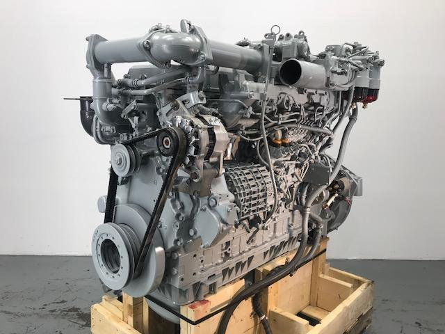 ISUZU 6WG ENGINE ASSEMBLY TRUCK PARTS #559036