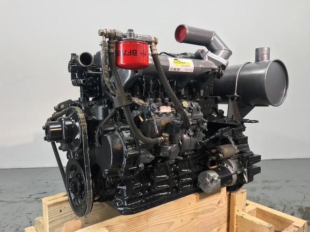 CATERPILLAR 4D32 ENGINE ASSEMBLY TRUCK PARTS #559676