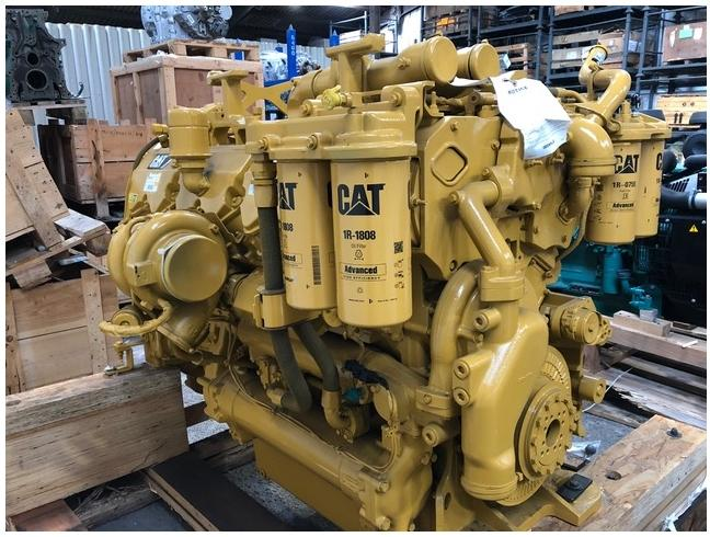 2015 CATERPILLAR C-27 ENGINE ASSEMBLY TRUCK PARTS #588016