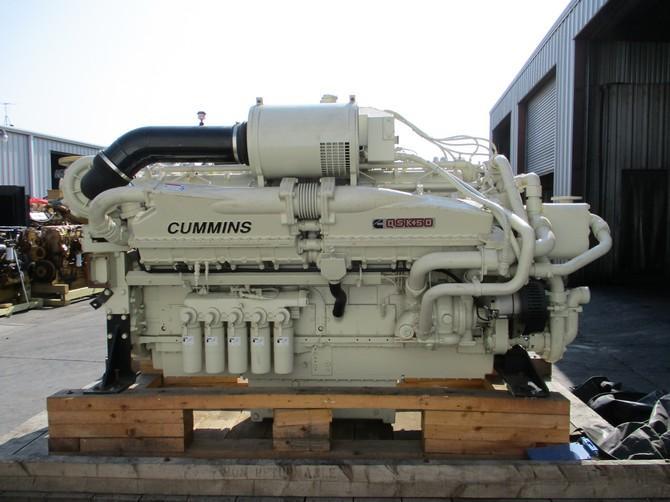 CUMMINS QSK50