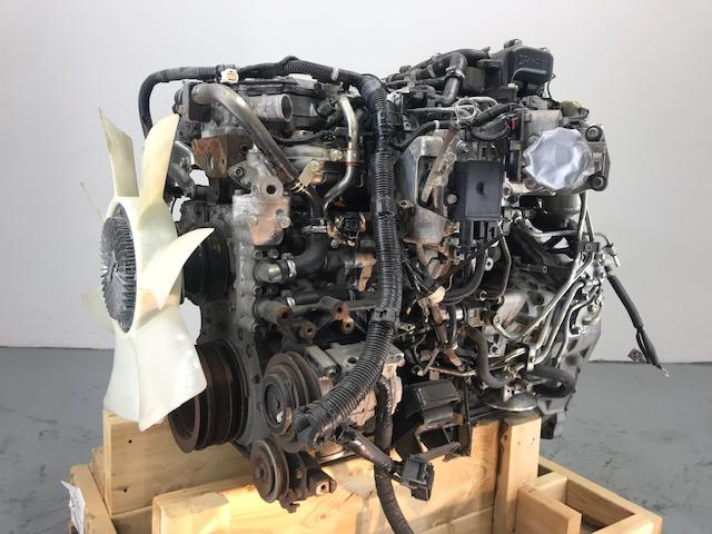 ISUZU 4HK1TC ENGINE ASSEMBLY TRUCK PARTS #352567
