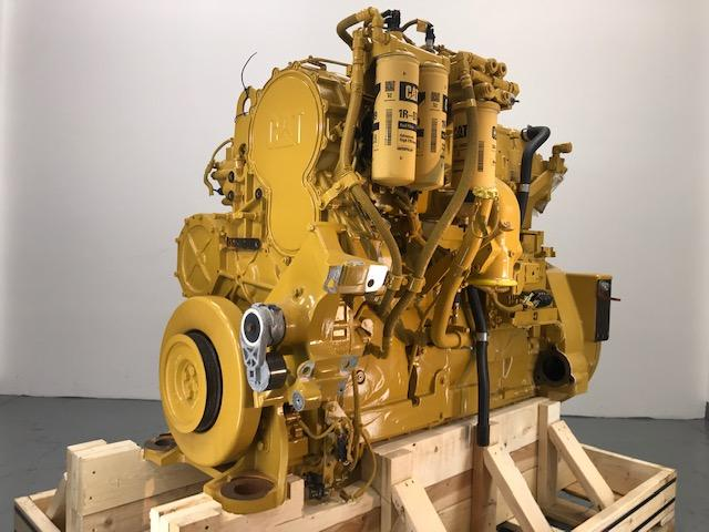 2017 CATERPILLAR C-18 ENGINE ASSEMBLY TRUCK PARTS #698408