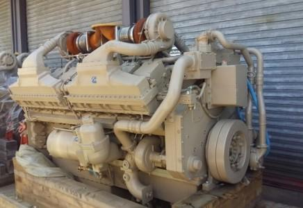 2008 CUMMINS QSK60 ENGINE ASSEMBLY TRUCK PARTS #557063