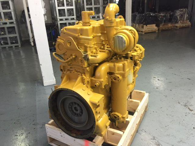 CATERPILLAR 3406E 14.6L ENGINE ASSEMBLY TRUCK PARTS #708925