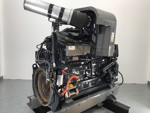 2014 KOMATSU SAA6D170E-3 ENGINE ASSEMBLY TRUCK PARTS #604004