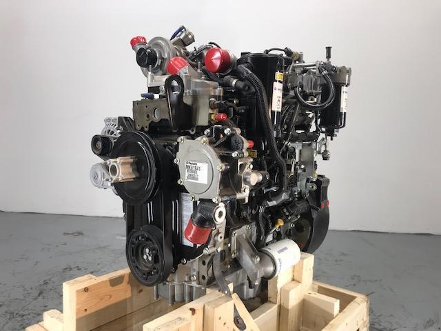 PERKINS 1204E-E44TA ENGINE ASSEMBLY TRUCK PARTS #604418