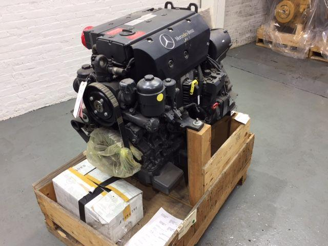 MERCEDES OM904 ENGINE ASSEMBLY TRUCK PARTS #698612