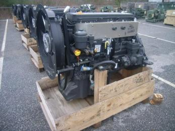 MERCEDES OM906 ENGINE ASSEMBLY TRUCK PARTS #698581