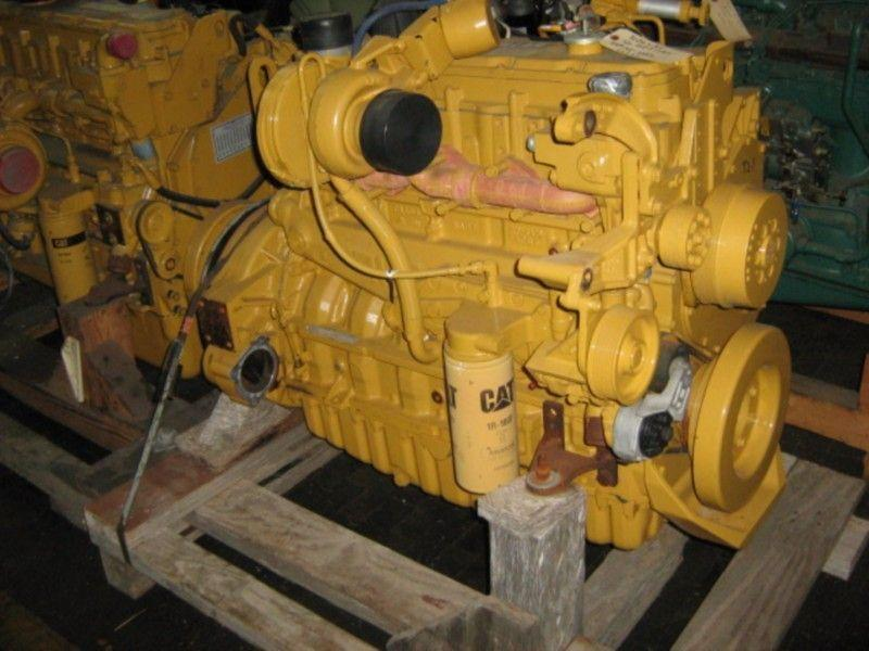 CATERPILLAR 3126E ENGINE ASSEMBLY TRUCK PARTS #708566