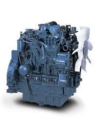 KUBOTA V3800 ENGINE ASSEMBLY TRUCK PARTS #708630