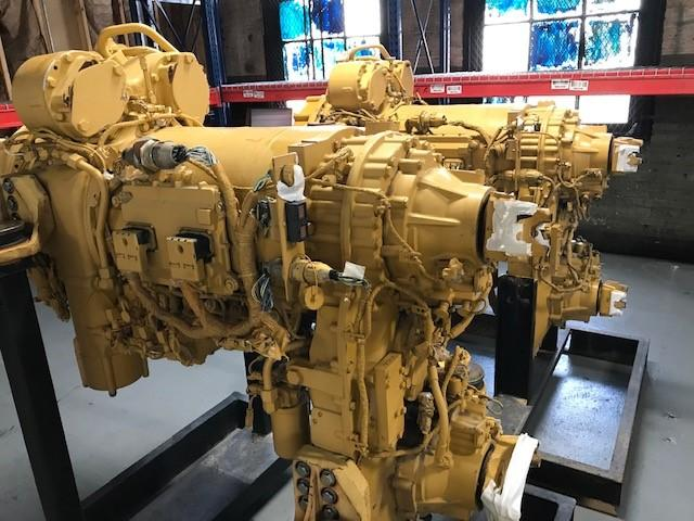 CATERPILLAR TH35-E81 TRANSMISSION ASSEMBLY TRUCK PARTS #698410