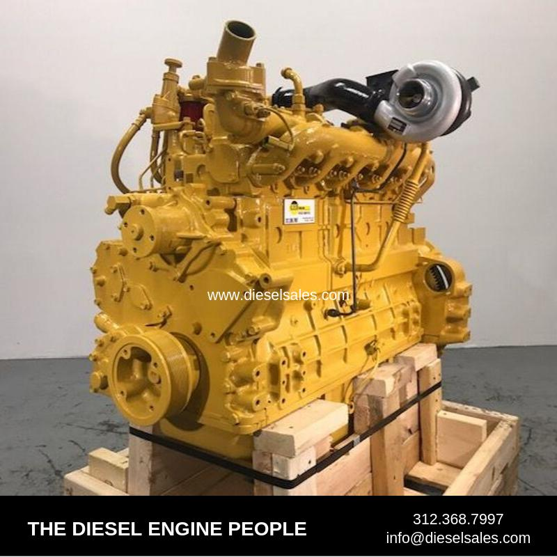 CATERPILLAR 3046T ENGINE ASSEMBLY TRUCK PARTS #698556