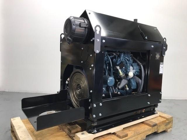 2010 KUBOTA V3600T ENGINE ASSEMBLY TRUCK PARTS #698658