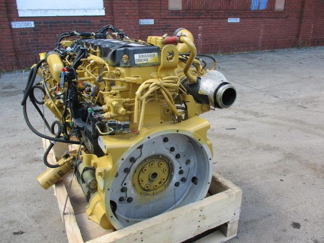 CATERPILLAR C-9 ENGINE ASSEMBLY TRUCK PARTS #708924