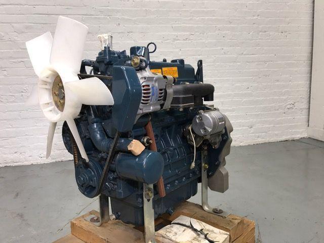 KUBOTA V2203 ENGINE ASSEMBLY TRUCK PARTS #708648