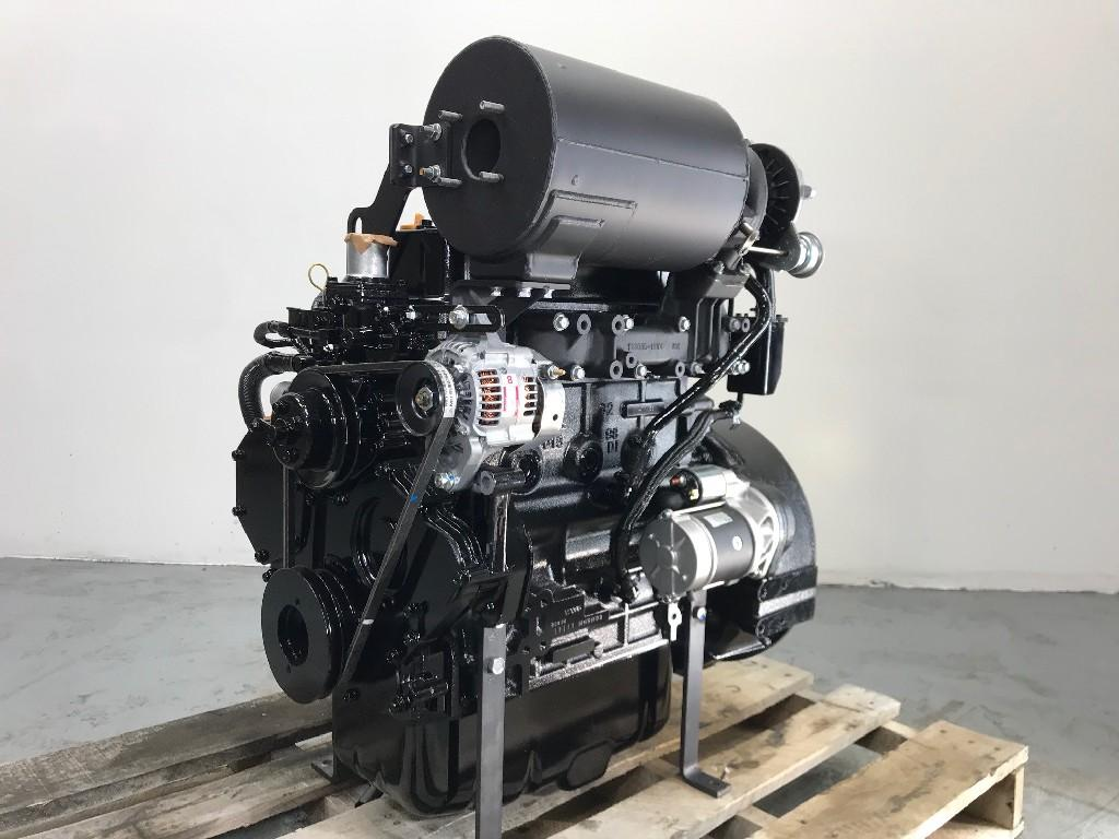 YANMAR 4TNV98-SABS ENGINE ASSEMBLY TRUCK PARTS #698652