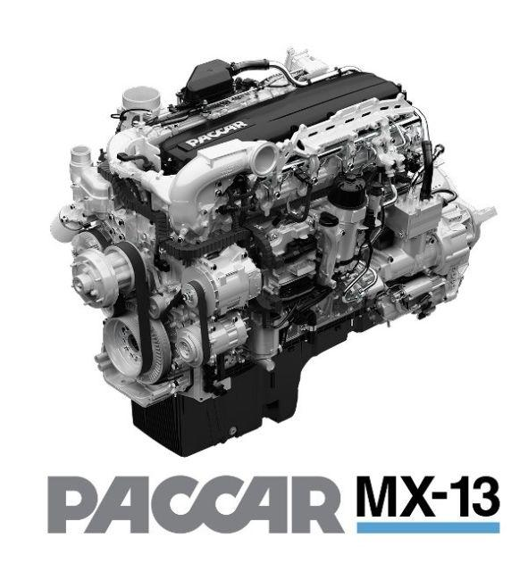 PACCAR MX13 ENGINE ASSEMBLY TRUCK PARTS #698469