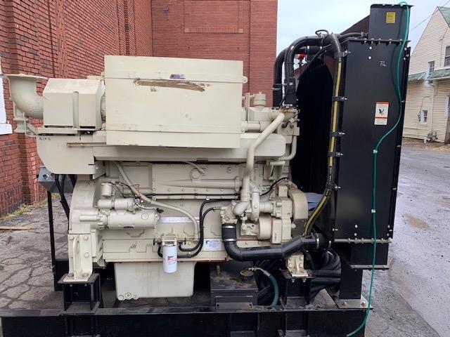 2001 CUMMINS QSK19 ENGINE ASSEMBLY TRUCK PARTS #698405
