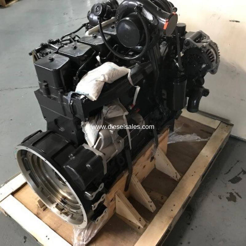 2011 CUMMINS 6BT5.9 ENGINE ASSEMBLY TRUCK PARTS #698608