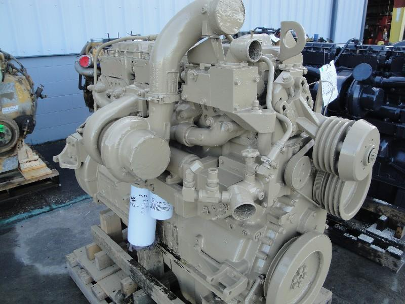 2000 CUMMINS N14 ENGINE ASSEMBLY TRUCK PARTS #698451
