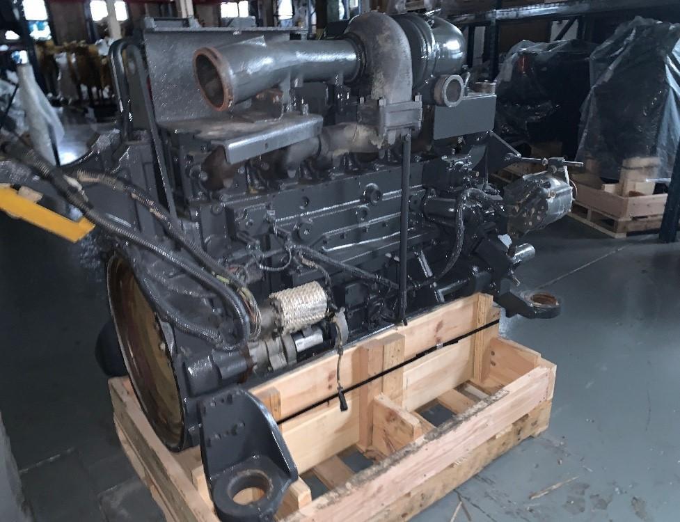 2004 KOMATSU SAA6D125E-3 ENGINE ASSEMBLY TRUCK PARTS #708393