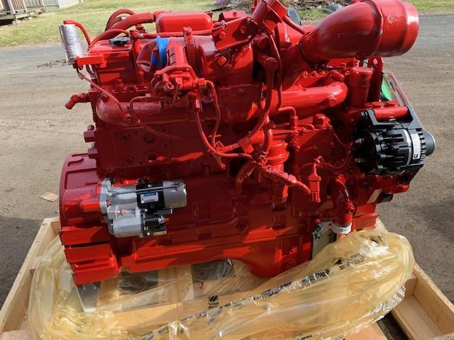2019 CUMMINS ISL ENGINE ASSEMBLY TRUCK PARTS #698439