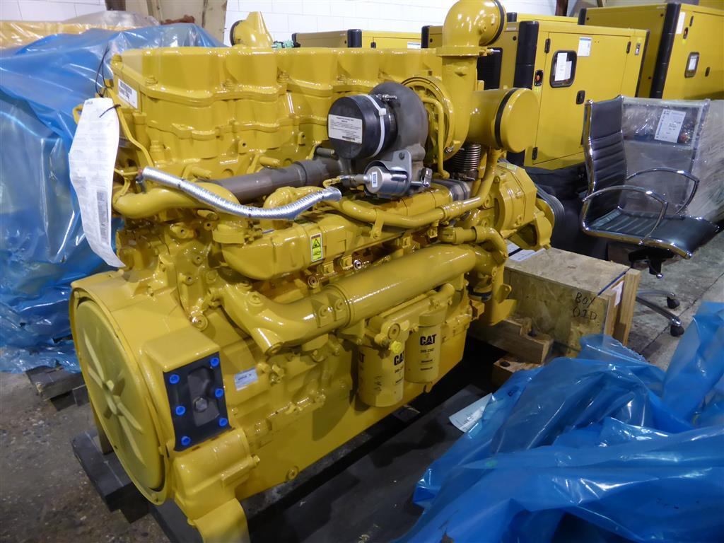 2012 CATERPILLAR C-18 ENGINE ASSEMBLY TRUCK PARTS #698397