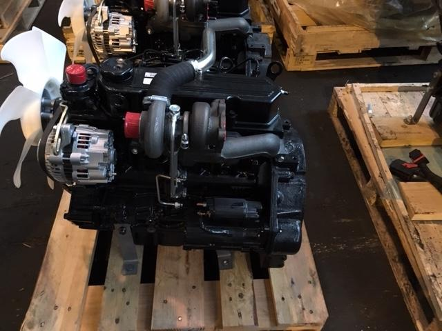 MITSUBISHI S4L2-T ENGINE ASSEMBLY TRUCK PARTS #749495