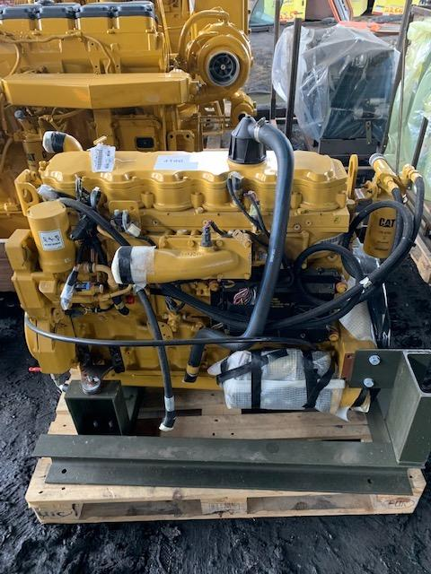 CATERPILLAR 3126E ENGINE ASSEMBLY TRUCK PARTS #715154