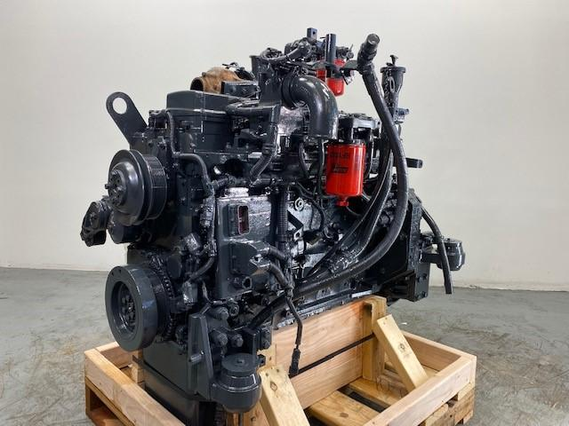 2007 KOMATSU SA6D107E ENGINE ASSEMBLY TRUCK PARTS #330674