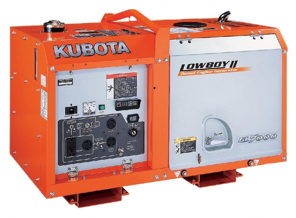 KUBOTA GL7000
