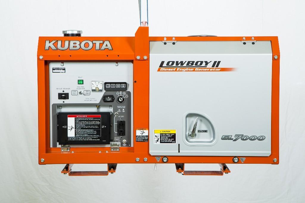 KUBOTA GL7000TM