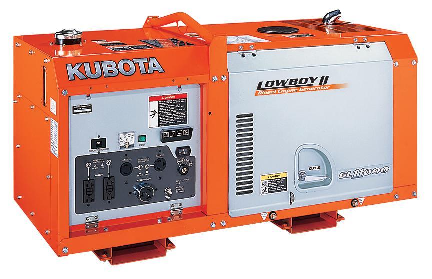 KUBOTA GL11000