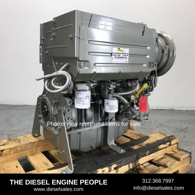 DEUTZ F4M1011F ENGINE ASSEMBLY TRUCK PARTS #751176