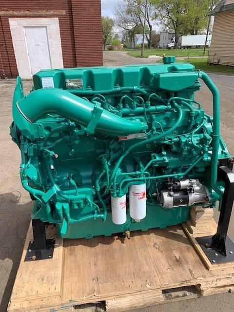 2012 CUMMINS QSZ-13 ENGINE ASSEMBLY TRUCK PARTS #728277