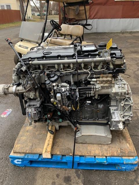 MERCEDES OM936 ENGINE ASSEMBLY TRUCK PARTS #729211