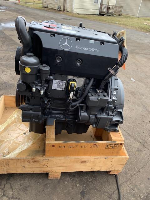 MERCEDES OM924 ENGINE ASSEMBLY TRUCK PARTS #729509