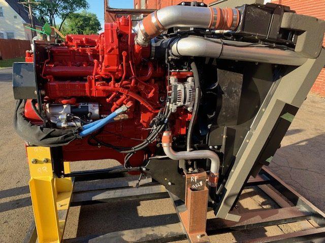 2018 CUMMINS QSL ENGINE ASSEMBLY TRUCK PARTS #733458