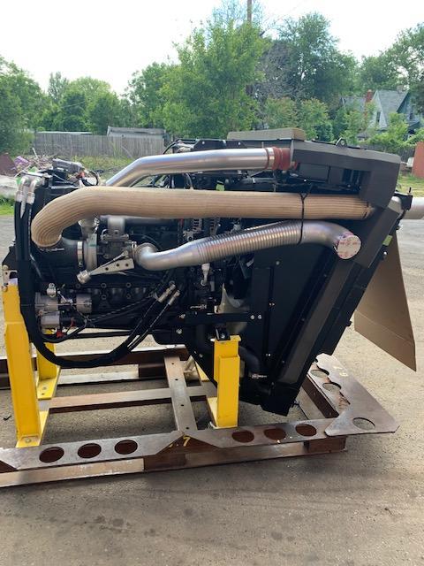 2017 CUMMINS QSB6.7 ENGINE ASSEMBLY TRUCK PARTS #733462