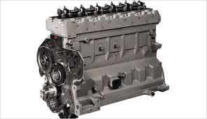JOHN DEERE 6090HF485 ENGINE ASSEMBLY TRUCK PARTS #757871