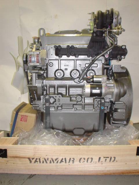 YANMAR 4TNV98T-ZGGE