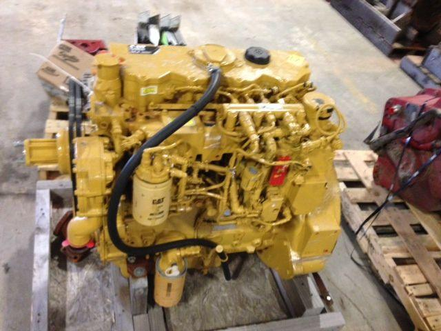 CATERPILLAR C4.4 ENGINE ASSEMBLY TRUCK PARTS #698592