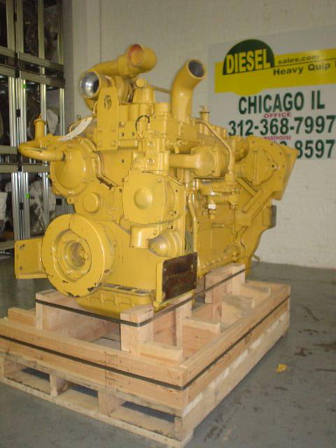 CATERPILLAR 3306DI ENGINE ASSEMBLY TRUCK PARTS #698654