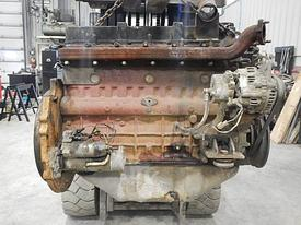MITSUBISHI S6S   (Diesel - 6 cylinder) Engine Assembly