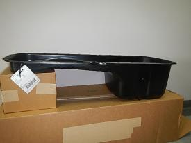 CUMMINS ISX Oil Pan