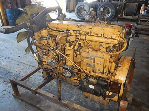 CAT 3126E Engine Assembly