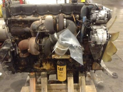 CAT C-15 Engine Assembly