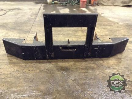 MACK DM Bumper Assembly, Front