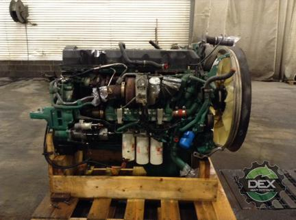 VOLVO D11H Engine Assembly
