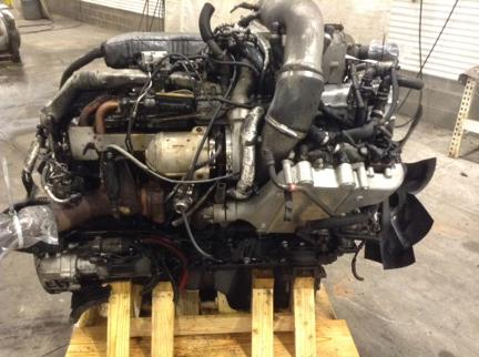 INTERNATIONAL MaxxForce 10 Engine Assembly